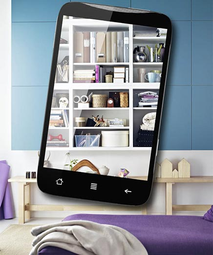ikea augmented reality katalog 2013 wohnideen einrichten. Black Bedroom Furniture Sets. Home Design Ideas