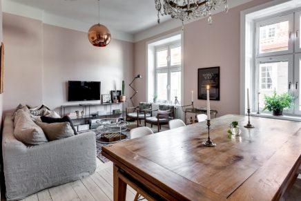 Design : Rosa Wände Wohnzimmer ~ Inspirierende Bilder Von