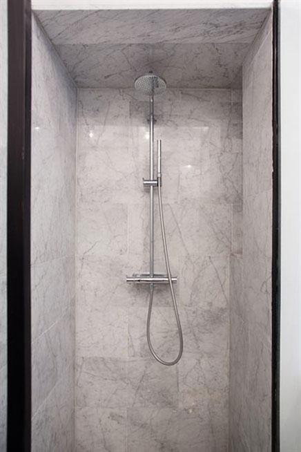 Industrielle klassisch schick Badezimmer