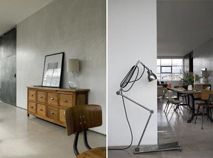 industrielle loft clerkenwell wohnideen einrichten. Black Bedroom Furniture Sets. Home Design Ideas