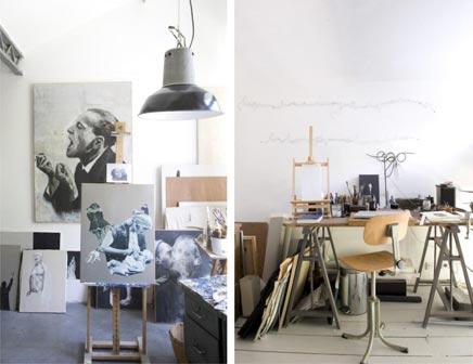 industrielle vintage raumgestaltung in paris wohnideen