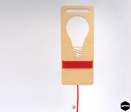 Inspiration Nachttischlampe