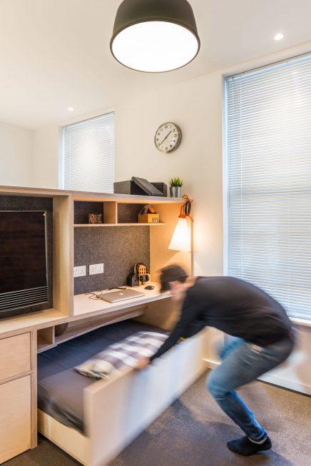 Inspiring multifunktionale Möbel in kleinen Wohnungen   Wohnideen ...
