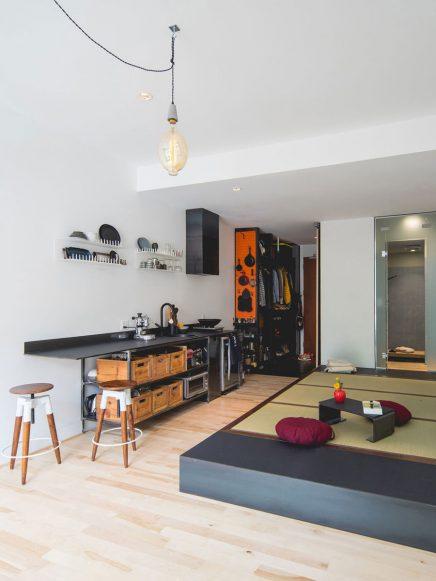 Japanische Tatami Matten Im Haus Wohnideen Einrichten