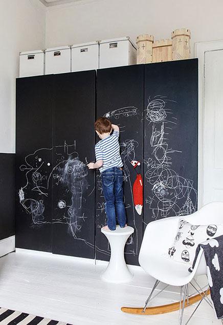 Kinderzimmer Ändern von Oliver
