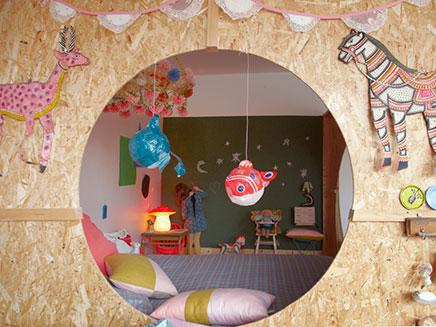 Kinderzimmer Ideen von Stylistin Anne Millet