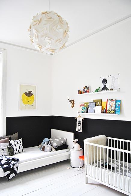 Kinderzimmer von Oliver & Sebastian