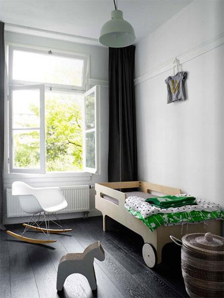 Kinderzimmer von Orphan Socks