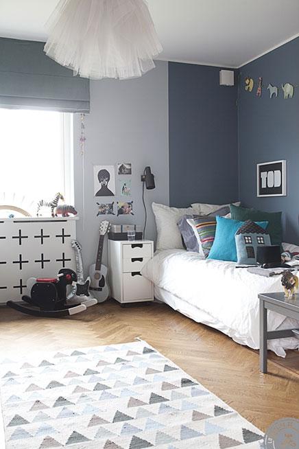 Kinderzimmer der Stylistin Sanna Fischer