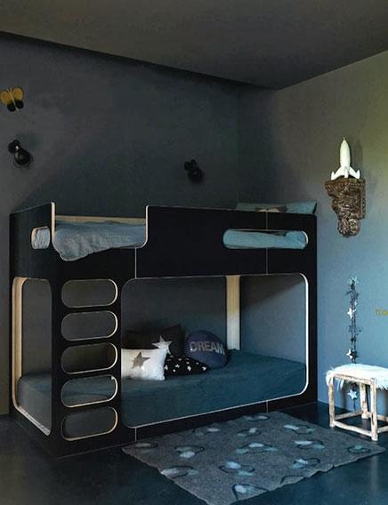kinderzimmer teilen mit bruder oder schwester wohnideen einrichten. Black Bedroom Furniture Sets. Home Design Ideas