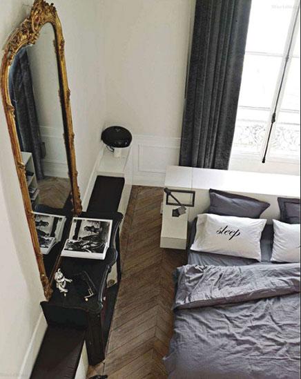 Klassische Schlafzimmer Architekt Isabelle Stanislas