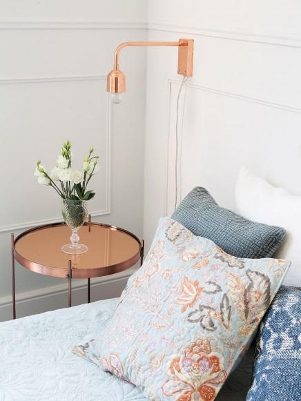 Klassische typischen Schlafzimmer in Madrid | Wohnideen einrichten
