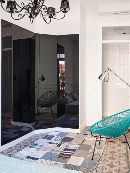 klassische typischen schlafzimmer in madrid wohnideen