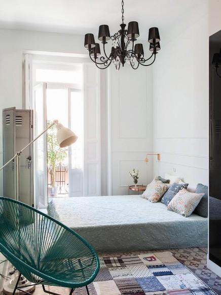 klassische-typischen-schlafzimmer-madrid