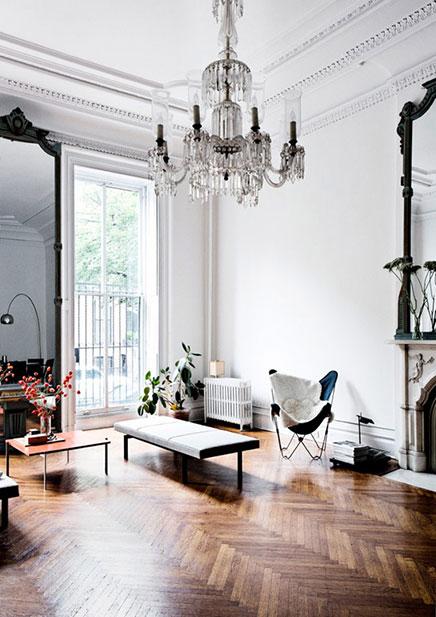 Klassisches wohnzimmer ideen aus new york wohnideen for Raumgestaltung new york