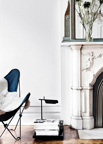 Klassisches Wohnzimmer Ideen aus New York
