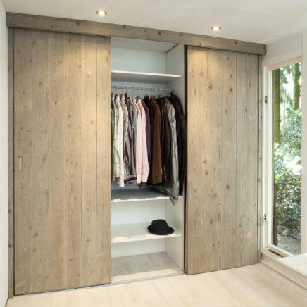 Begehbarer kleiderschrank wohnideen einrichten for Kleiderschrank individuell