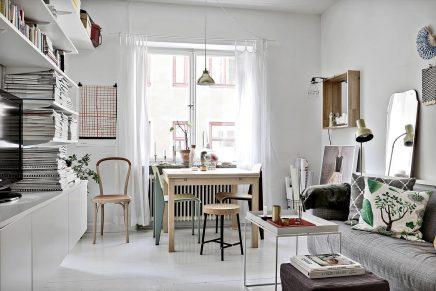 klein fein wohnen in einer wohnung von 28m2 wohnideen einrichten. Black Bedroom Furniture Sets. Home Design Ideas