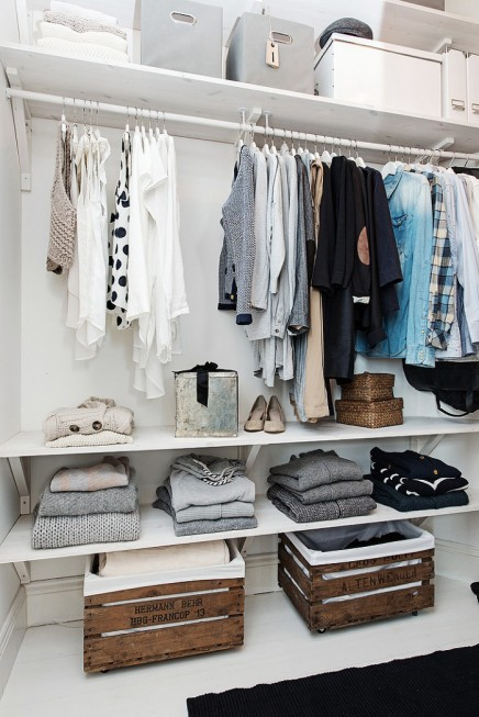 kleine bad begehbarer kleiderschrank | wohnideen einrichten, Hause ideen