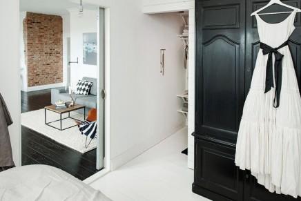 kleine bad begehbarer kleiderschrank wohnideen einrichten. Black Bedroom Furniture Sets. Home Design Ideas