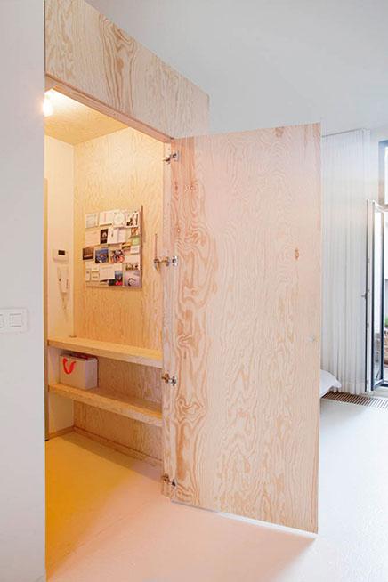 Kleine Loft Wohnung von 40m aus Antwerpen!
