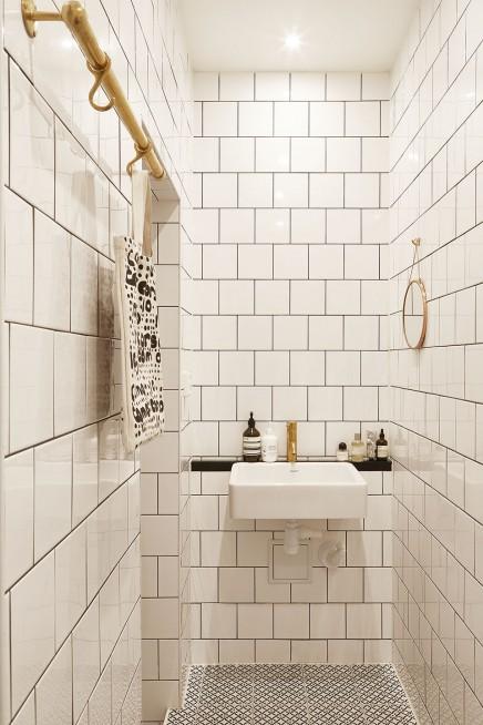 kleine-weise-badezimmer-goldenen-details (2)