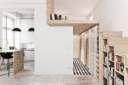 Kleine Wohnung von 29m2
