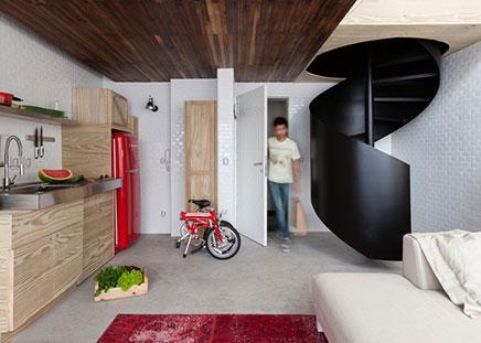 Hochwertig Kleine Wohnung 36m2