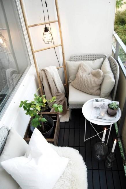 Balkon Einrichten kleiner balkon mit einem budget 500 dekoration wohnideen