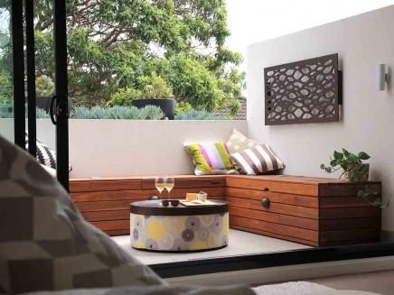 Kleiner balkon als erweiterung kleinen wohnzimmer wohnideen einrichten
