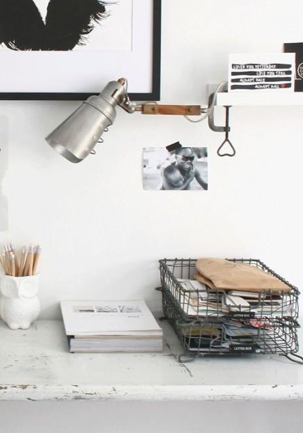 die klemmlampe wohnideen einrichten. Black Bedroom Furniture Sets. Home Design Ideas