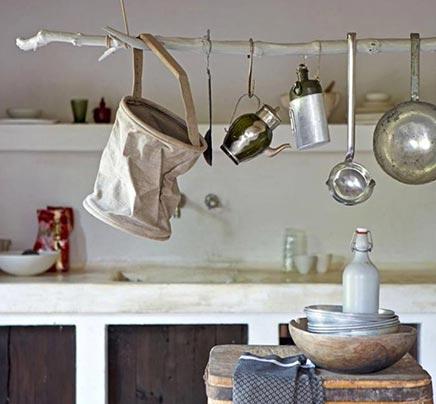 Küchenstang von ein Zweig