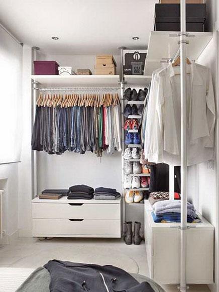 L Formige Ikea Begehbarer Kleiderschrank Wohnideen Einrichten