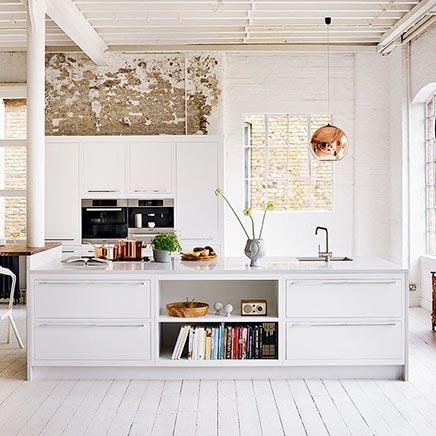 Loft Küche Harvey Jones