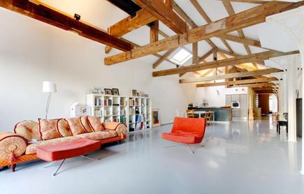 Loft in monumentalen Lagerhaus zum verkauf Plantagebuurt Amsterdam