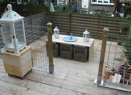 Lounge Garten Schieweg Rotterdam