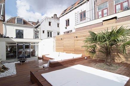 Lounge Garten in Utrecht