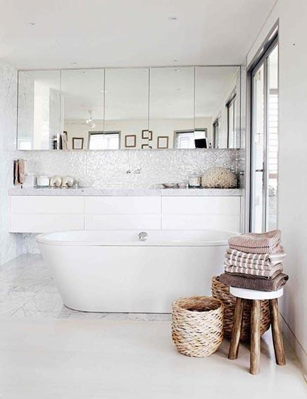 Luxus Badezimmer fotografiert durch Hannah Blackmore