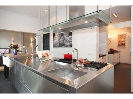 Luxus Küche in Rotterdam Kralingen