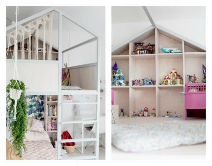 M dchenzimmer mit etagenbett und kabine von fasinka wohnideen einrichten - Bilder madchenzimmer ...