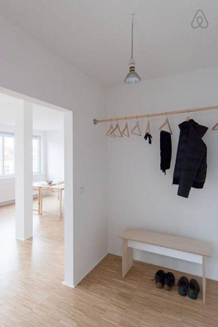 m ntel h ngen in der halle wohnideen einrichten. Black Bedroom Furniture Sets. Home Design Ideas