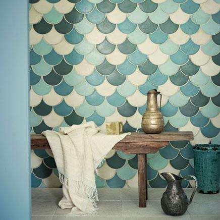 Marokkanische fliesen im badezimmer wohnideen einrichten - Marokkanische badezimmer ...