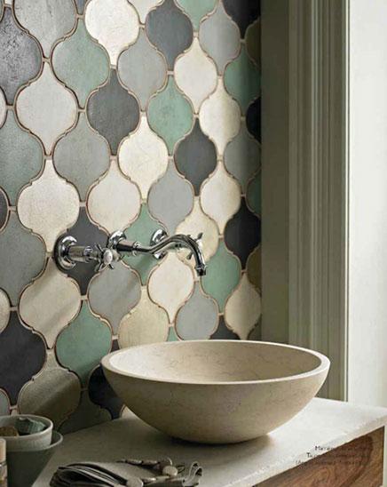 Marokkanische Fliesen Badezimmer2