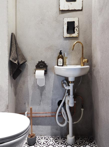 Marokkanische Franzosisch badezimmer