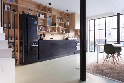 ... : Maßgeschneiderte Industrielle Küche Design Wohnideen einrichten