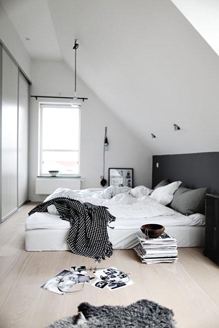 Minmalistische Schlafzimmer Ideen von Anna-Malin