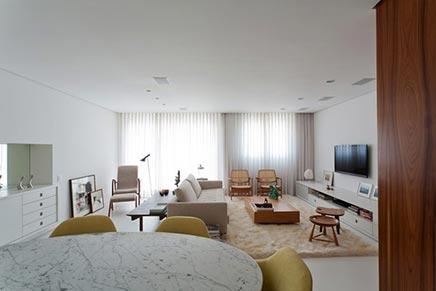 modern vintage wohnzimmer curitiba