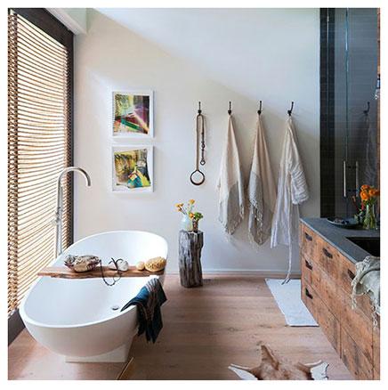 moderne industrielle bad strandhaus wohnideen einrichten. Black Bedroom Furniture Sets. Home Design Ideas