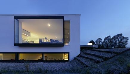 Moderne Innenarchitektur aufwendiges Design Villen zum Verkauf in Breda