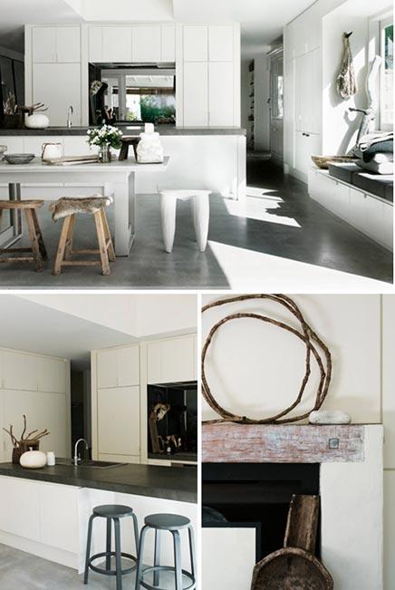Moderne Küche von Strandhause